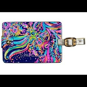 Lilly Pullitzer luggage tag 🆕